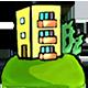 BRFHöjdpunkten Logo